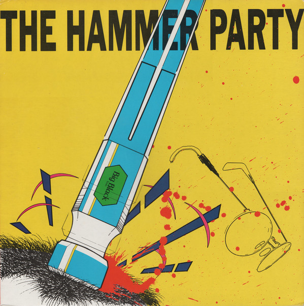Big Black The Hammer Party Vinyl