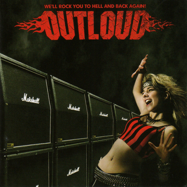 Outloud We'll Rock You To Hell And Back Again!