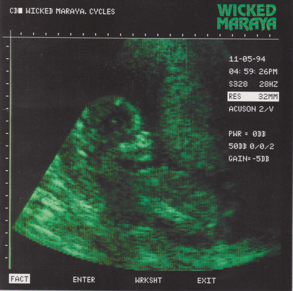 Wicked Maraya Cycles Vinyl