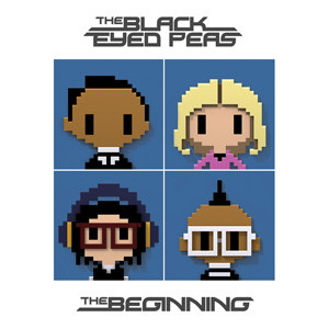 Black Eyed Peas, The The Beginning CD