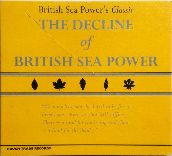 British Sea Power The Decline Of British Sea Power