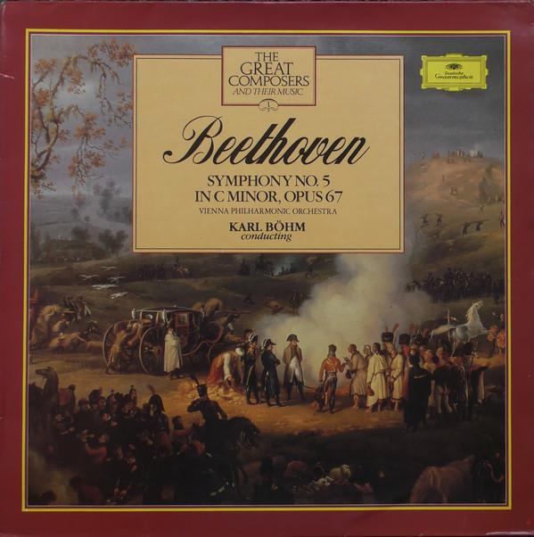 Beethoven - Karl Bohm Symphony No. 5 Vinyl