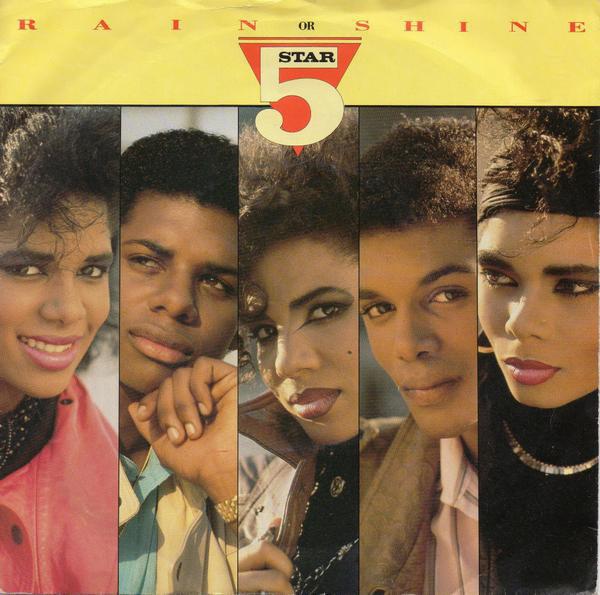 Five Star Rain Or Shine Vinyl