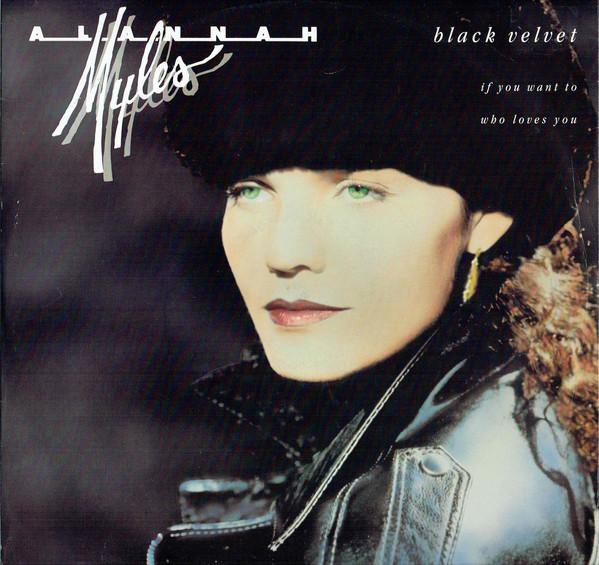 Myles, Alannah Black Velvet