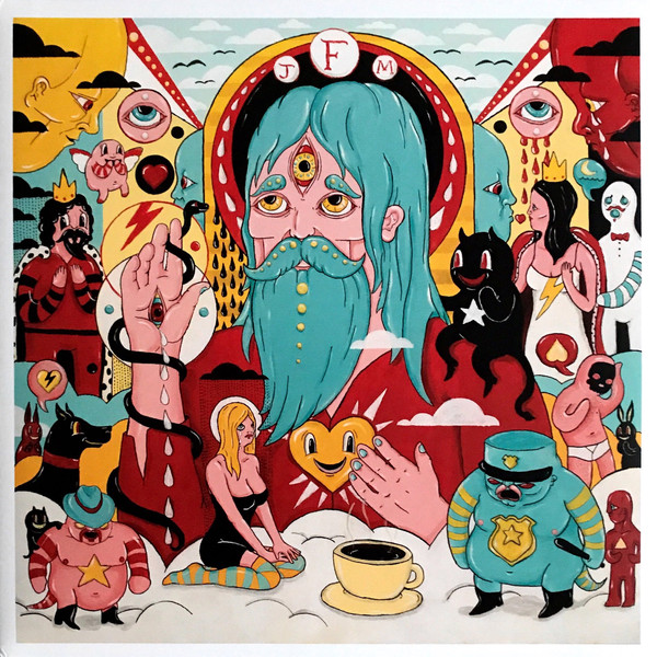 Father John Misty Fear Fun Vinyl