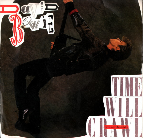 Bowie, David Time Will Crawl (Extended Dance Mix)