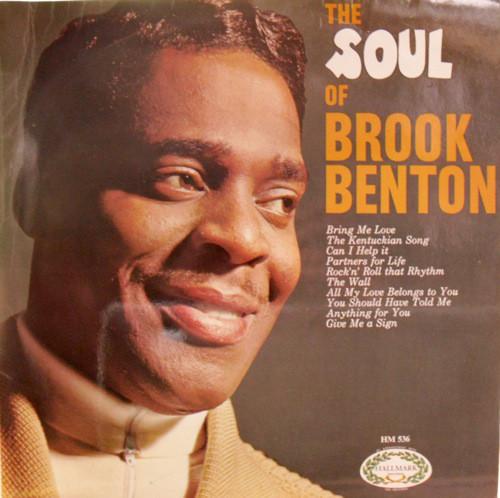 Benton, Brook The Soul Of Brook Benton