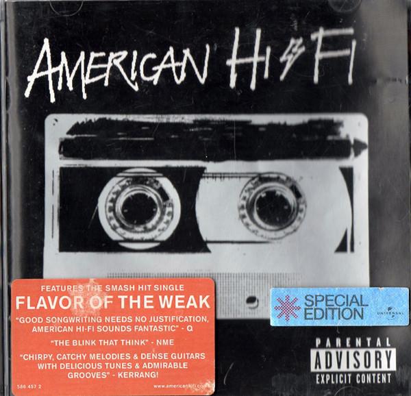American Hi-Fi American Hi-Fi Vinyl