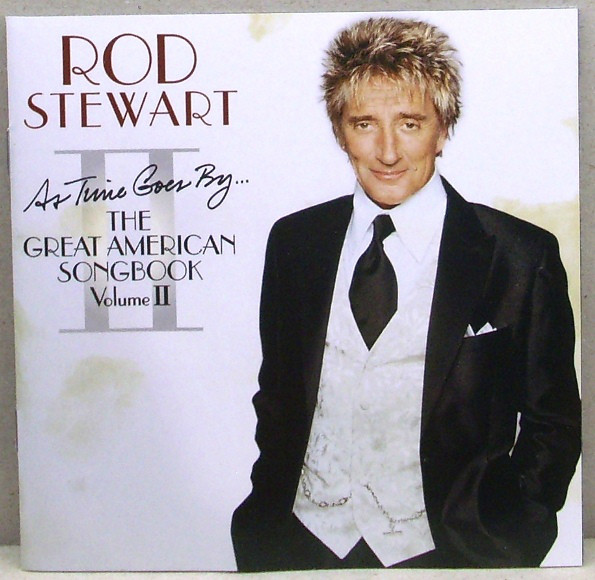 Stewart, Rod As Time Goes By - The Great American Songbook Volume 2