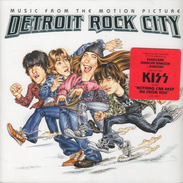 Various Detroit Rock City (Music From The Motion Picture)