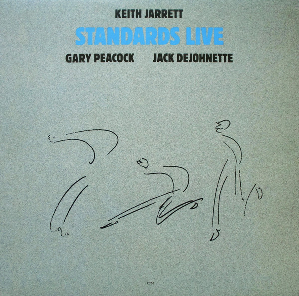 Keith Jarrett Trio Standards Live Vinyl