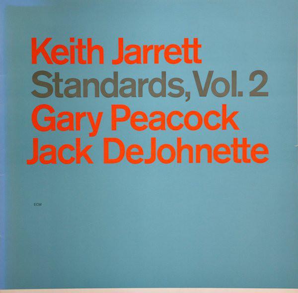 Jarrett, Keith Standards, Vol. 2 Vinyl