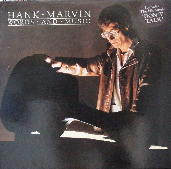 Marvin, Hank Words And Music Vinyl