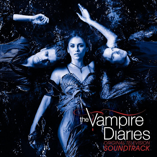 Various Original Television Soundtrack: The Vampire Diaries CD