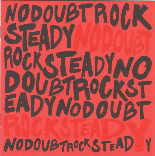 No Doubt Rock Steady Vinyl