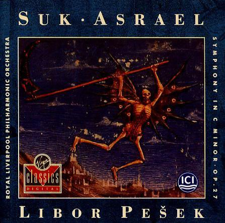 Suk - Royal Liverpool Philharmonic Orchestra, Libor Pešek Asrael Symphony 27 In C Minor Op