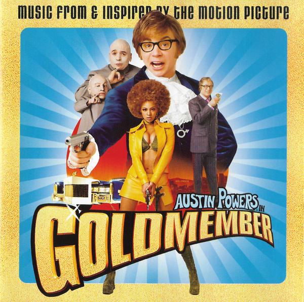 Various Austin Powers In Goldmember Vinyl