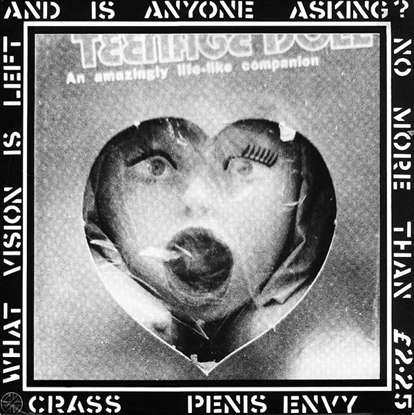 Crass Penis Envy