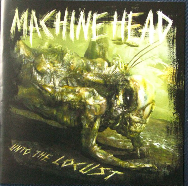 Machine Head Unto The Locust Vinyl