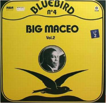 Maceo, Big Big Maceo Vol.2