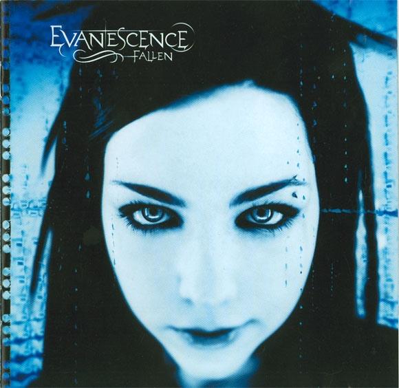 Evanescence Fallen Vinyl