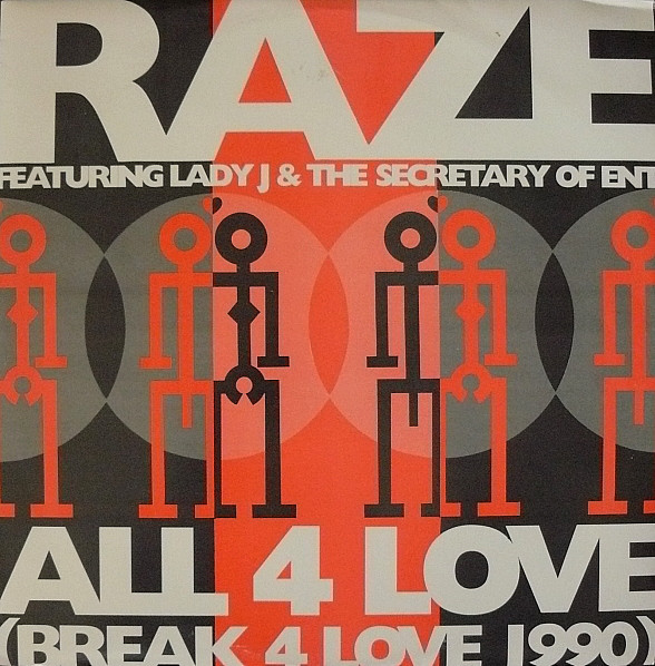 Raze All For Love