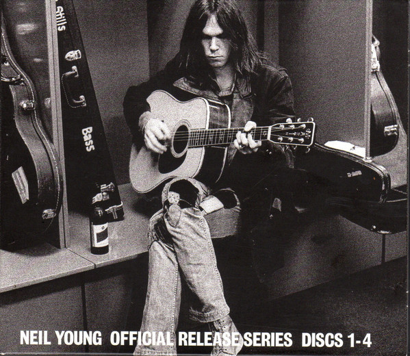 Young, Neil Official Release Series Discs 1-4 CD