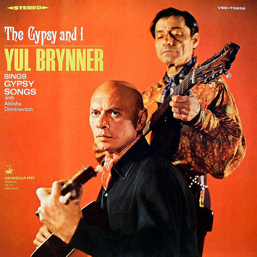 Yul Brynner The Gypsy And I