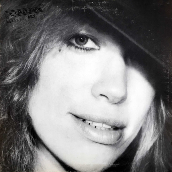 Carly Simon Spy Vinyl