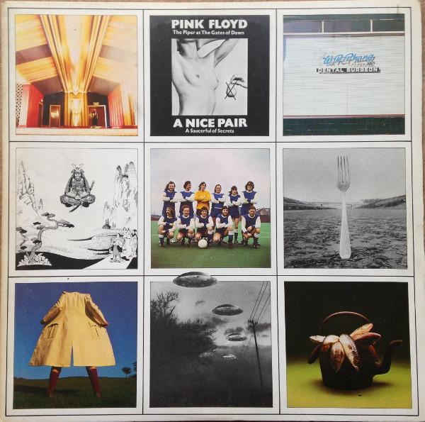 Pink Floyd A Nice Pair