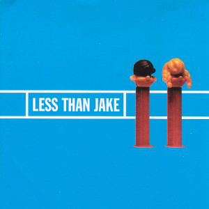 Less Than Jake The Pez Collection CD