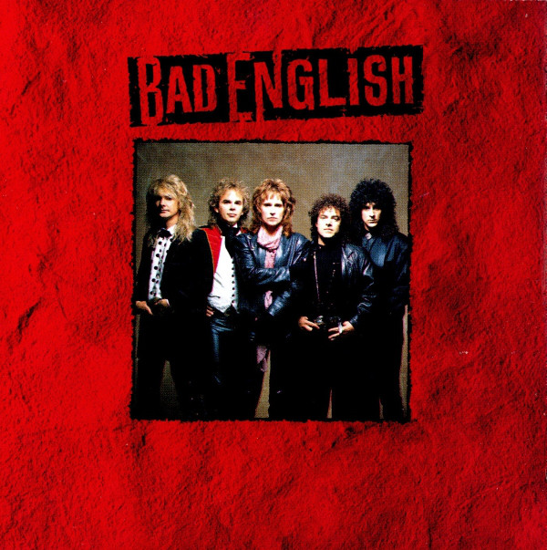 Bad English Bad English CD