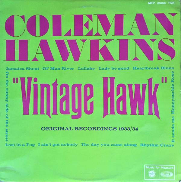 Hawkins, Coleman Vintage Hawk