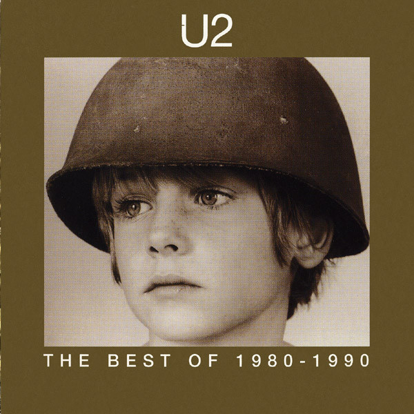 U2 The Best Of 1980-1990 & B-Sides CD