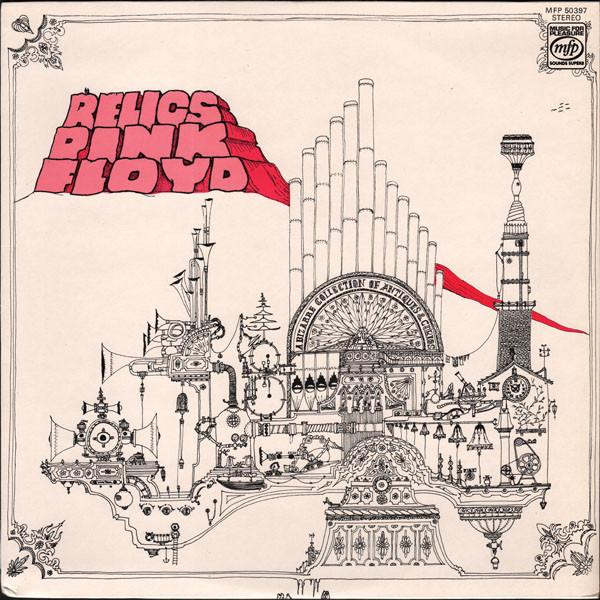 Pink Floyd Relics Vinyl