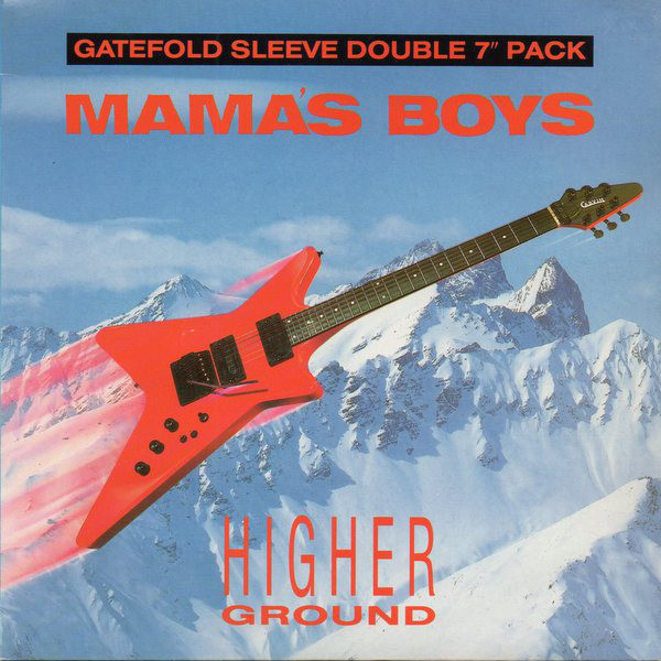 Mama's Boys Higher Ground  Vinyl