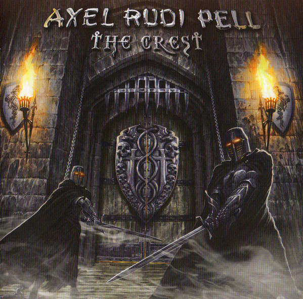 Axel Rudi Pell The Crest