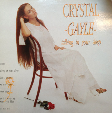 Gayle, Crystal Talking In Your Sleep