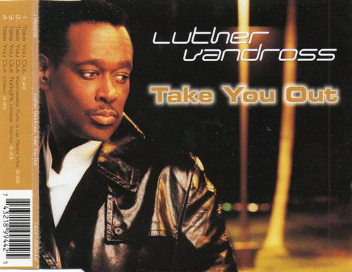 Vandross, Luther Take You Out CD
