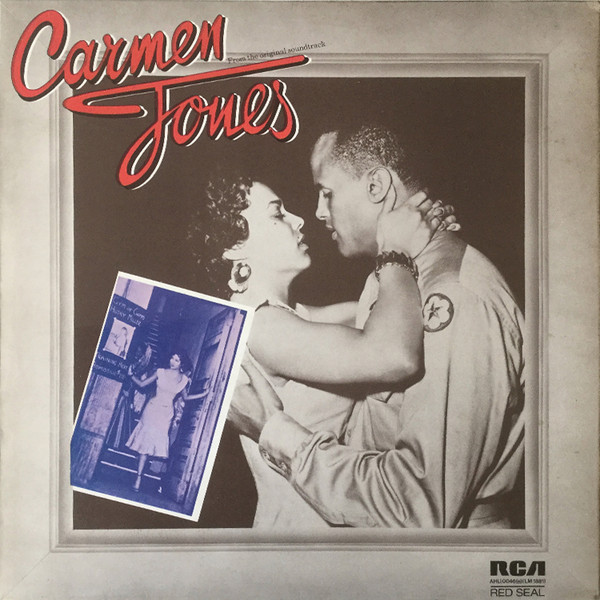 Various Carmen Jones Vinyl