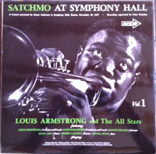 Louis Armstrong And The All Stars Satchmo At Symphony Hall Vol. 1