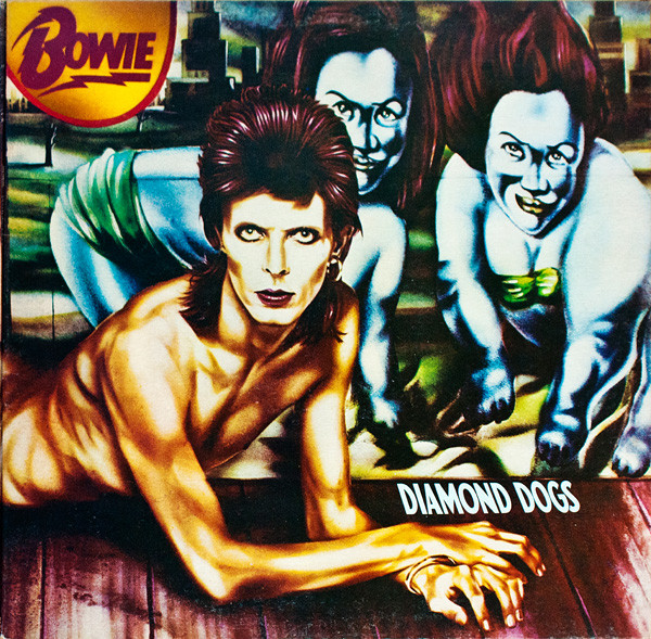 Bowie, David Diamond Dogs