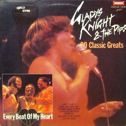 Knight, Glady Every Beat Of My Heart