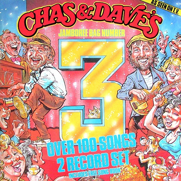 Chas & Daves Chas & Dave's Jamboree Bag Number 3
