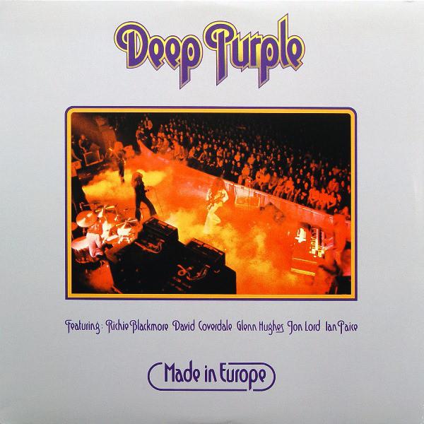 Deep Purple Made In Europe  Vinyl