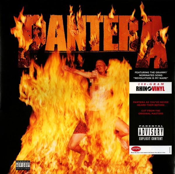 Pantera Reinventing The Steel Vinyl