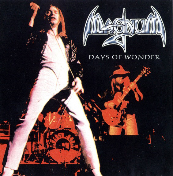 Magnum Days Of Wonder Vinyl