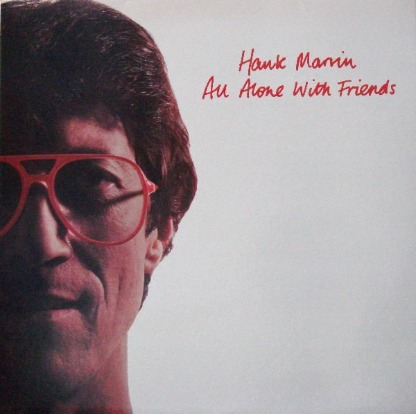Hank Marvin All Alone With Friends Vinyl