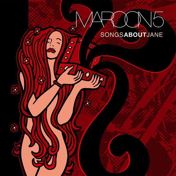 Maroon 5 Songs About Jane Vinyl
