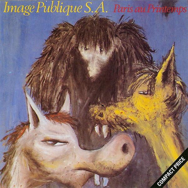 Public Image Ltd Paris Au Printemps / Paris In The Spring